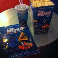 Photo taken at CGV Cinemas Vincom Center by Mai N. on 9/26/2012