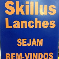 Photo taken at Skillus Lanches by Silvano F. on 6/8/2013