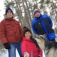 Photo taken at Старый Пляж ( Футбольное Поле) by ❤️Дарья❤️ Г. on 12/27/2014