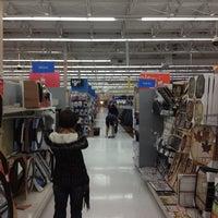 Photo taken at Walmart Supercenter by Leslie K. on 1/2/2013