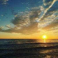 Photo taken at Poseidon Palace-Beach Bar by Dominik H. on 10/5/2016