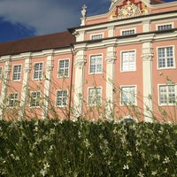 Photo taken at Neues Schloss by Petra O. on 9/15/2013