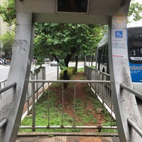 Photo taken at Parada São Gabriel by João L. on 3/7/2017