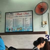 Photo taken at Bún Mọc Thanh Mai by Christopher J. on 4/9/2017