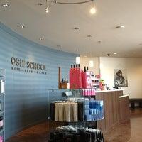 Photo taken at Ogle School And Salon by Sandra V. on 3/7/2013