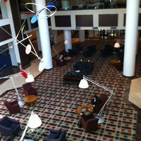 Photo taken at Hilton Meadowlands by Juan C V. on 11/9/2012