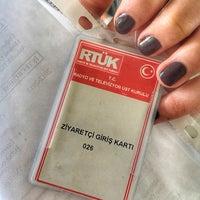 Photo taken at Radyo ve Televizyon Üst Kurulu by Asena Başaer on 6/2/2017