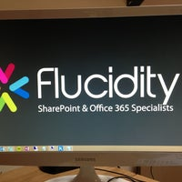 Photo taken at Flucidity Ltd by matthew h. on 7/4/2013