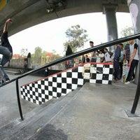 Photo taken at Skate Park by Hugo C. on 12/12/2015
