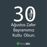 Photo taken at Ataköy 9. Kısım Tenis Kortları by Tenis360 T. on 8/30/2016