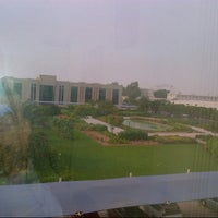 Photo taken at SAIF ZONE, BLDG Y1 by Eva G. on 10/29/2012
