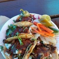 Photo taken at La Penca Azul Taco Truck by Jill N. on 6/19/2016
