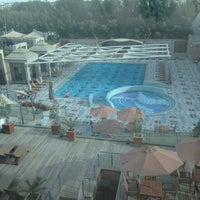 Photo taken at Crowne Plaza Kuwait by Santi Y. on 4/24/2013