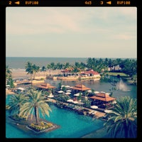 Photo taken at Dusit Thani Hua Hin by Ginola O. on 3/21/2013