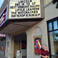 Photo taken at The Lyric Theatre by Mike G. on 12/15/2012