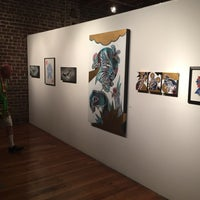 Photo taken at Nelson Street Gallery by Neil T. on 5/9/2015