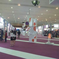 Photo taken at Jakarta Convention Center (JCC) by Lindy K. on 3/16/2013