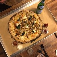 Photo taken at Antico Pizza Avalon by Srujana R. on 11/27/2017