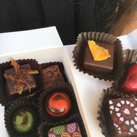 Photo taken at Sweet Paradise Chocolatier by Srujana R. on 4/25/2017