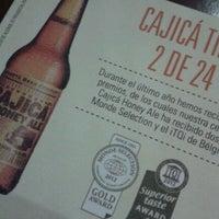 Photo taken at Bogotá Beer Company by Carlos Alberto V. on 11/10/2012