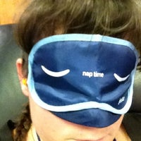 Photo taken at Jetblue Bos Inflight Lounge by Tiffany on 12/30/2012