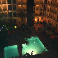 Photo taken at DoubleTree by Hilton Hotel San Antonio Airport by Billy J. on 11/24/2012