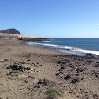 Photo taken at Playa del Confital by Daniel G. on 1/5/2014