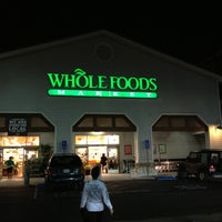 Photo taken at Whole Foods Market by Gregory B. on 4/26/2013