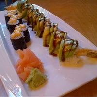 Photo taken at Suzuki Sushi by Jenn G. on 3/14/2013
