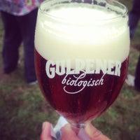 Photo taken at Gulpener Hopfeest by Robbert R. on 9/15/2013