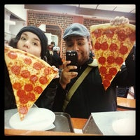 Photo taken at Koronet Pizza by Liz O. on 3/23/2013