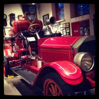 Photo taken at New York City Fire Museum by Kristine Y. on 5/16/2013
