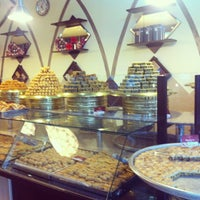 Photo taken at Al Melook Sweets by Melissa M. on 4/3/2013