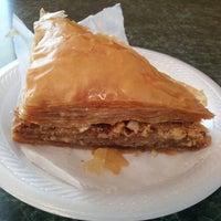Photo taken at Pita's Mediterranean Cafe by Amber D. M. on 4/5/2013
