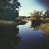 Photo taken at Warner Park by Chris J. on 10/15/2012