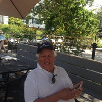 Photo taken at Flying Fish Cafe by Sean O. on 8/11/2016