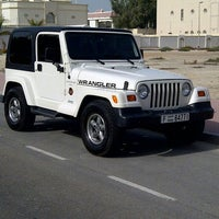 Photo taken at Chrysler, Jeep and Dodge Service Center - Trading Enterprises by mohammad b. on 3/24/2013