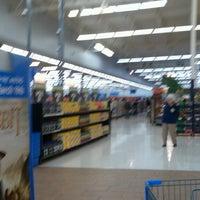 Photo taken at Walmart Supercenter by Jeff S. on 3/29/2013