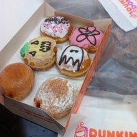 Photo taken at Dunkin' Donuts by Nicole B. on 10/5/2012