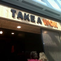 Photo prise au Take a Wok par Carla B. le4/27/2013