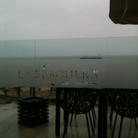 Photo taken at Restaurante La Barquera by Miguel D. on 9/16/2012