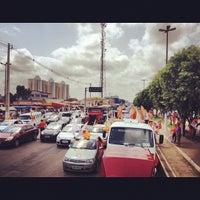 Photo taken at Avenida Arterial 18 by Luhi S. on 9/17/2012