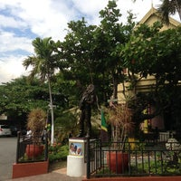 Photo taken at Bob Marley Museum by Moo N. on 1/25/2013