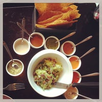 Photo taken at Empellón Cocina by Moo N. on 5/9/2013