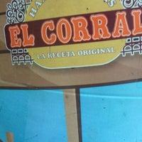 Photo taken at Hamburguesas El Corral by MaFe A. on 2/22/2014