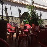 Photo taken at Café El Mirador by Pedro V. on 6/22/2017