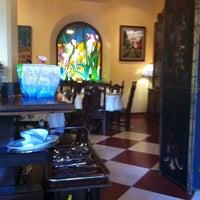 Photo taken at Hotel Posada Coatepec by Eduardo T. on 10/7/2012