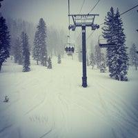 Photo taken at Homewood Ski Resort by naveen v. on 12/23/2012