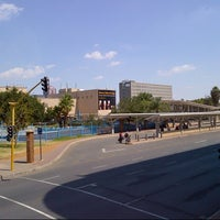 Photo taken at Gautrain Park Station by kgomotso m. on 3/23/2013