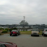 Photo taken at Patriots Point Naval & Maritime Museum by Tony J. on 3/18/2013